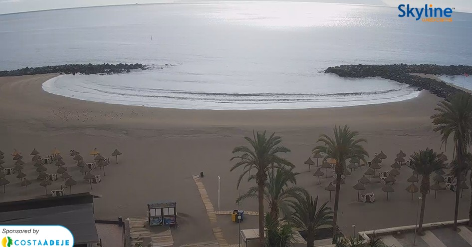 webcam tenerife playa las americas